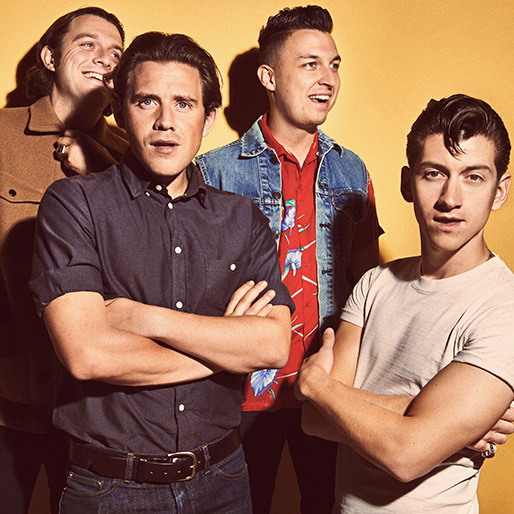 Arctic Monkeys Migrate West