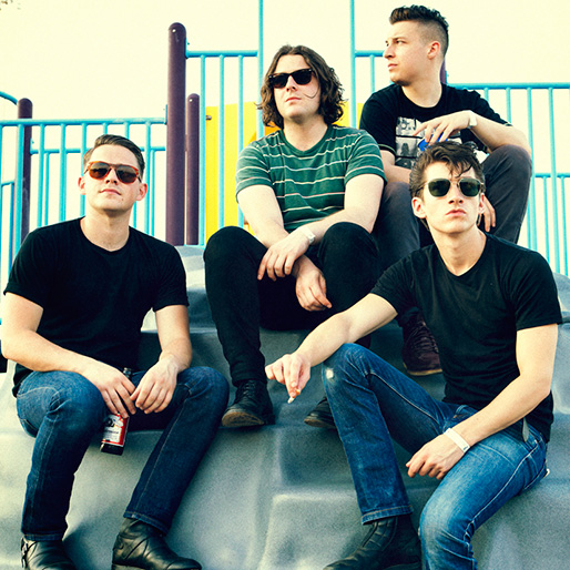 Arctic Monkeys Cancel Show Following Alex Turner's Laryngitis