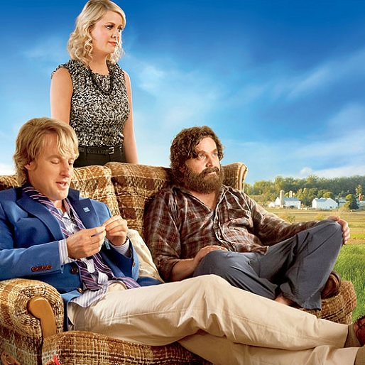 Watch Amy Poehler, Zach Galifianakis in Trailer for Matthew Weiner's <i>Are You Here</i>