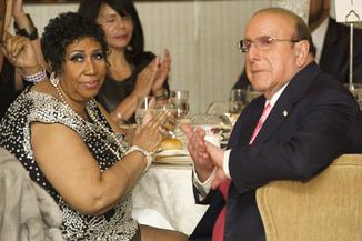 Aretha Franklin and Clive Davis to Collaborate Again