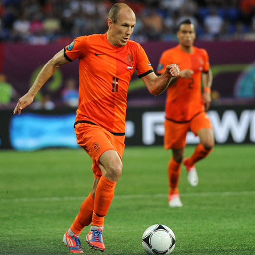 Arjen Robben Favors Germany In World Cup Final