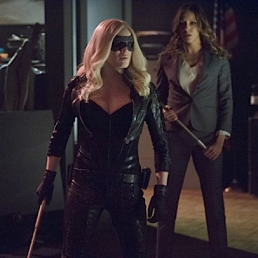 "<i>Arrow</i> Review: ""Birds of Prey"""