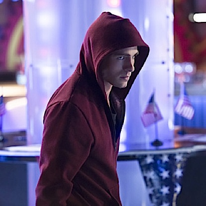 "<i>Arrow</i> Review: ""Seeing Red"""