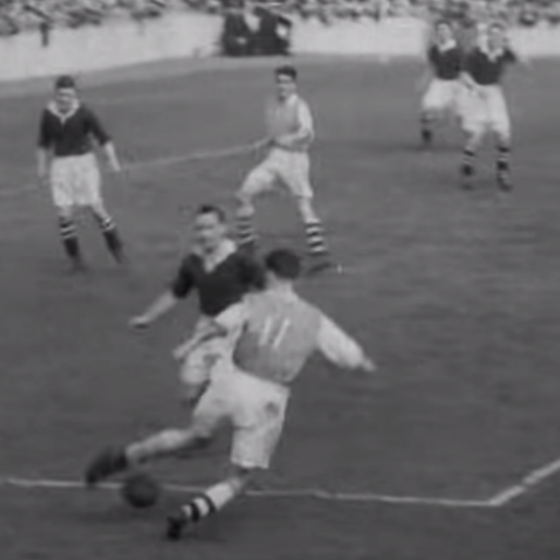 Throwback Thursday: Arsenal vs. Chelsea, 1952