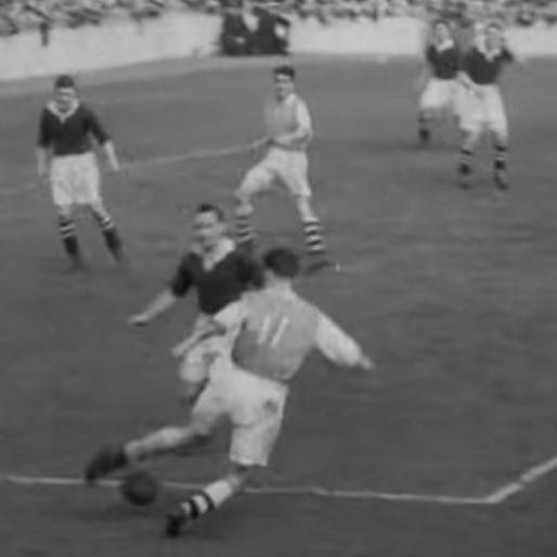 Throwback Thursday: Arsenal vs. Chelsea, 1952