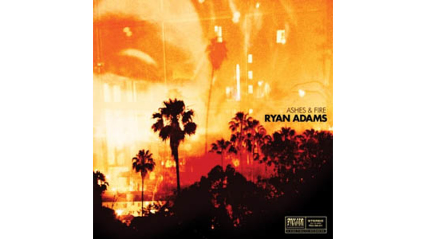 Ryan Adams: <i>Ashes & Fire</i>