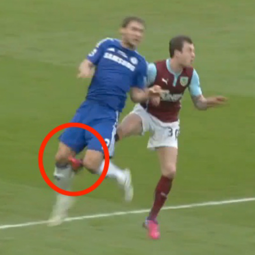 Chelsea vs. Burnley: Martin Atkinson Not Incompetent, Ashley Barnes Just Sneaky