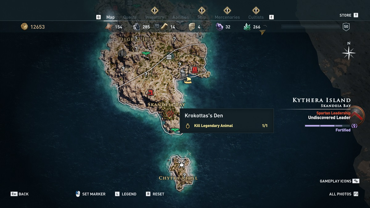 How To Find And Beat Every Legendary Animal In Assassin S Creed