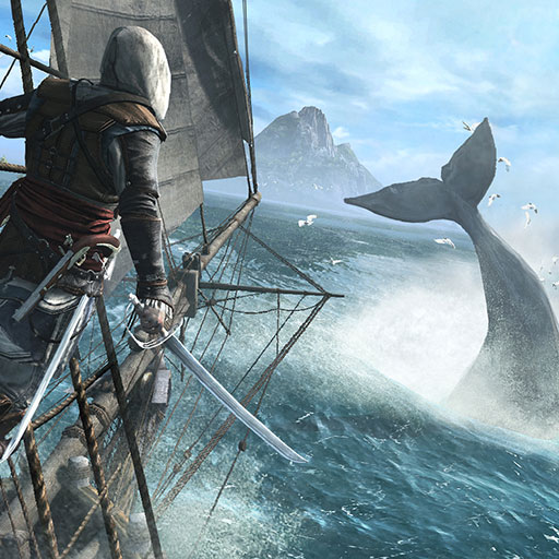 Paste Goes to PAX East: <i>Assassin's Creed IV: Black Flag</i>