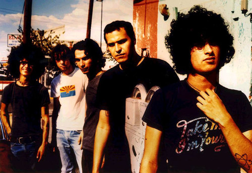 At the Drive-In Announces <i>Acrobatic Tenement</i>, <i>Relationship of Command</i> Reissues