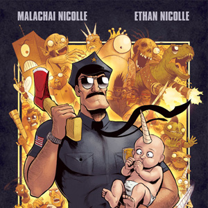 Fox's <i>Axe Cop</i> TV Show Gets First Trailer