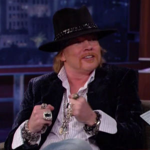 Watch Axl Rose's First TV Interview In 20 Years