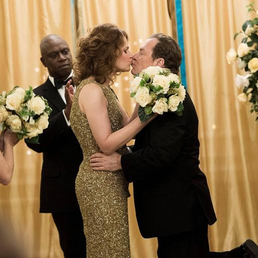 "<i>Brooklyn Nine-Nine</i> Review: ""Boyle-Linetti Wedding"""