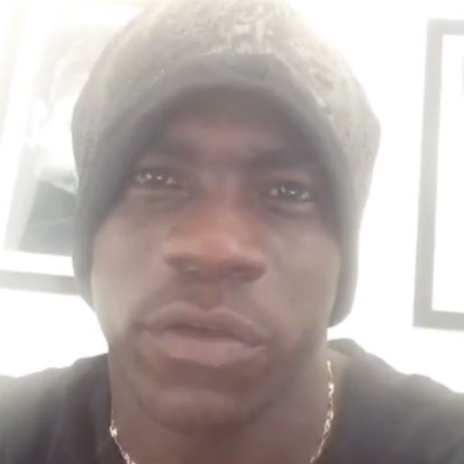 Back to School With Mario Balotelli