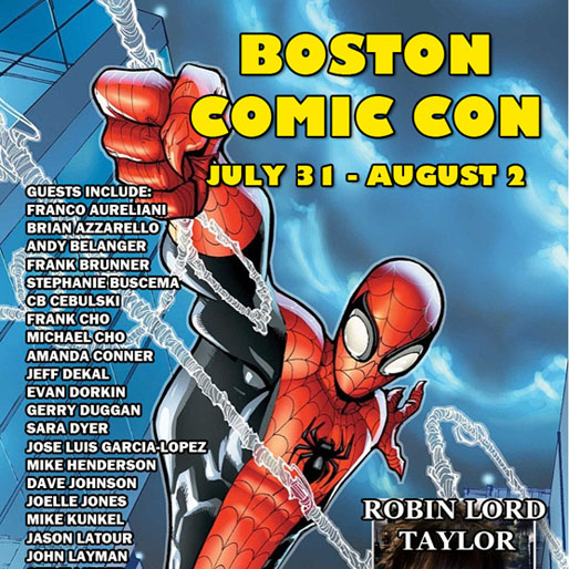 Why I'm Over Boston Comic Con