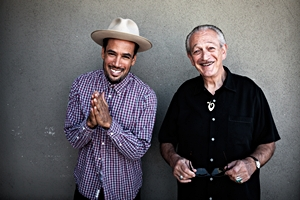 Ben Harper Announces Collaboration with Blues Legend Charlie Musselwhite