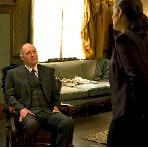 "<i>The Blacklist</i> Review: ""Masha Rostova"""