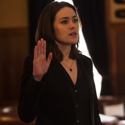 "<i>The Blacklist</i> Review: ""The Major"""