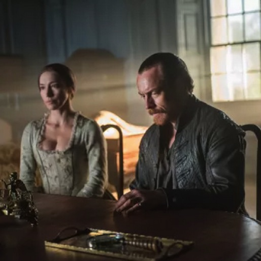 "<i>Black Sails</i> Review with Meganne Young: ""Episode XVII"""