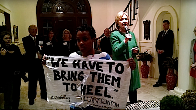 There Goes the Firewall: Hillary Clinton's Response to BLM May Have Cost Her The Election