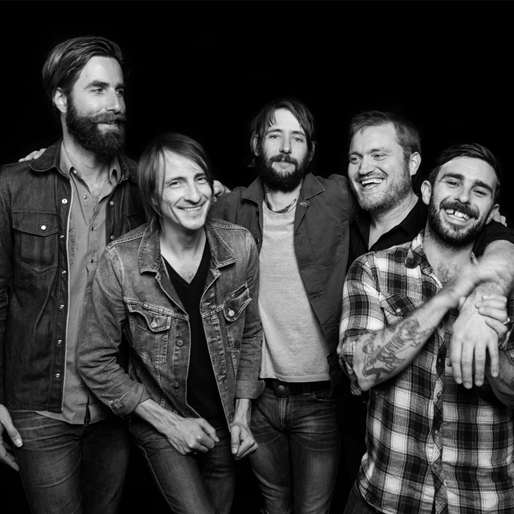 Band of Horses to Play Newport Folk Festival 2014