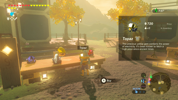 Gerudo Town Breath Of The Wild >> 20 Breath of the Wild Secrets :: Games :: Lists :: The Legend of Zelda: Breath of the Wild ...