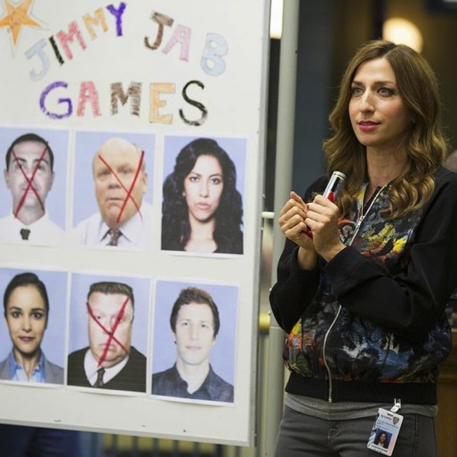 "<i>Brooklyn Nine-Nine</i> Review: ""The Jimmy Jab Games"""