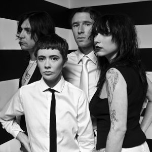 Those Darlins Announce Third Album, <i>Blur The Line</i>