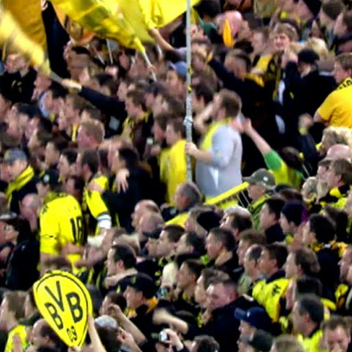 Borussia Dortmund Fans Finally Have Something To Cheer