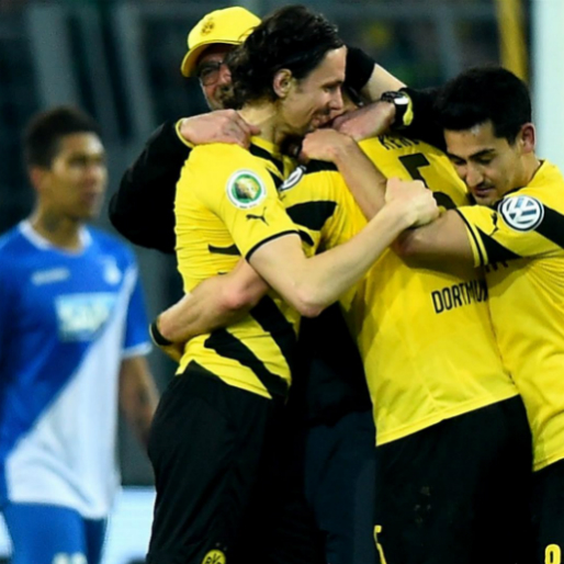 Borussia Dortmund's Sebastian Kehl Scores Beautiful Long-Range Volley