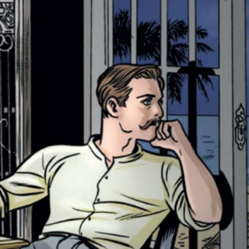 Bacardi Pens Graphic Novel about Company's History
