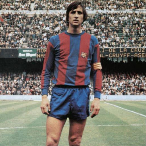 10 FC Barcelona Legends
