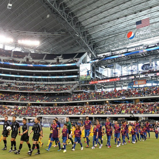 FC Barcelona Touring the US and Mexico This Summer