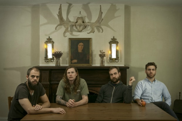 Updated: All Members of Baroness Released from Hospital After Bus Accident