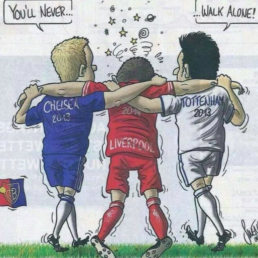 FC Basel Remove Instagram Photo Mocking Liverpool, Chelsea and Spurs
