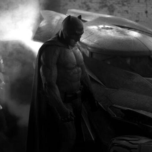 Take Your First Look at Ben Affleck as Batman