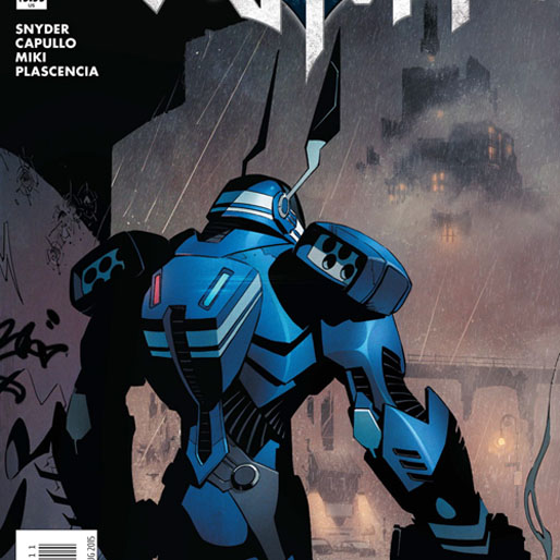 <i>Batman</i> #41 by Scott Snyder and Greg Capullo Review