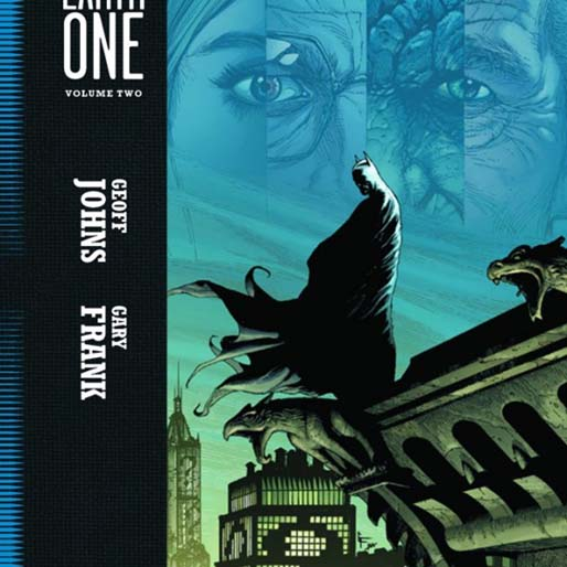 Geoff Johns, Gary Frank Explain Bruce Wayne's Detective Origins in <i>Batman: Earth One Vol. 2</i>