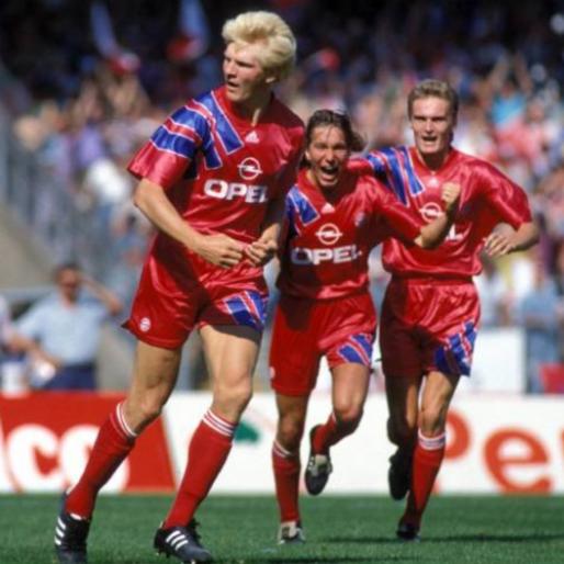 14 Great Bundesliga Jerseys from the 1990s