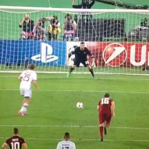 Watch Bayern Run Riot in Rome