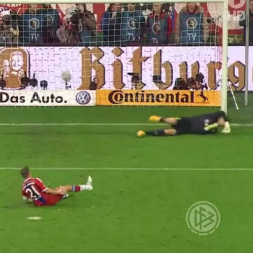 Bayern Munich Misses Every Single Shot in Penalty Shootout to Crash out of the German Cup
