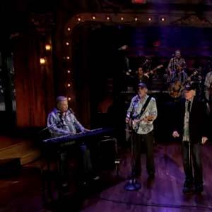 Watch The Beach Boys Play Three Songs on <i>Late Night with Jimmy Fallon</i>