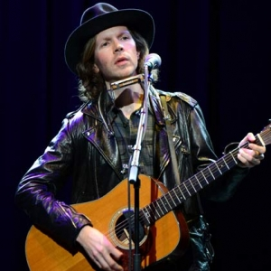 """Beck Performs New Song """"Wake Up"""""""