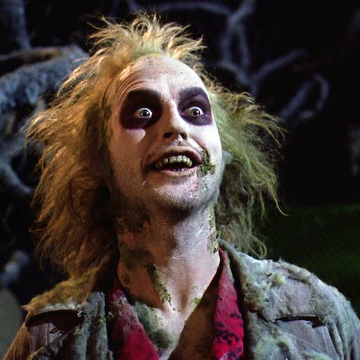 Michael Keaton Fuels <i>Beetlejuice 2</i> Rumors, Teases Tim Burton Involvement