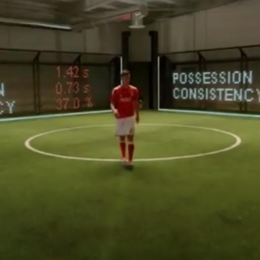 Meet Benfica's Elaborate New Training Machine