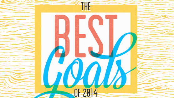 The 45 Best Goals of 2014