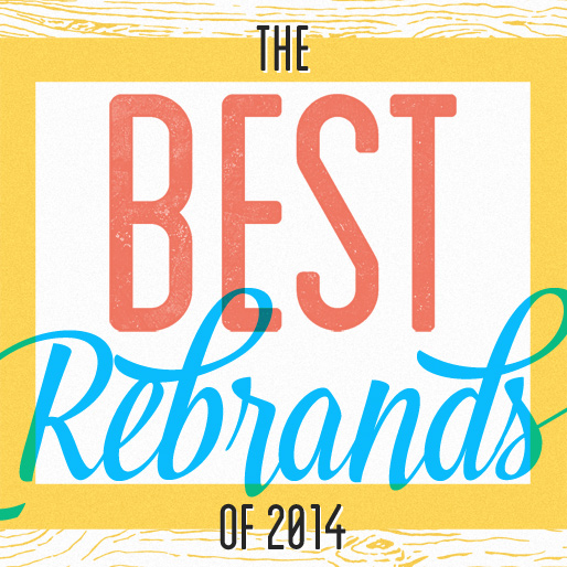 The 10 Biggest Rebrands of 2014