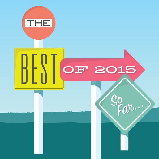 The 15 Best Fiction Books of 2015 (So Far)