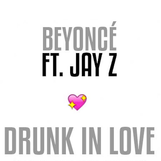 We're 'Drunk in Love' with this Emoji Video