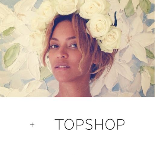 Beyoncé Teams Up With Topshop for Athletic Streetwear Label
